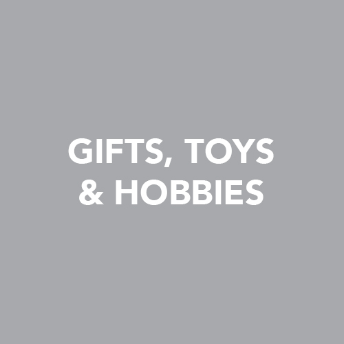 GIFTSTOYSHOBBIES